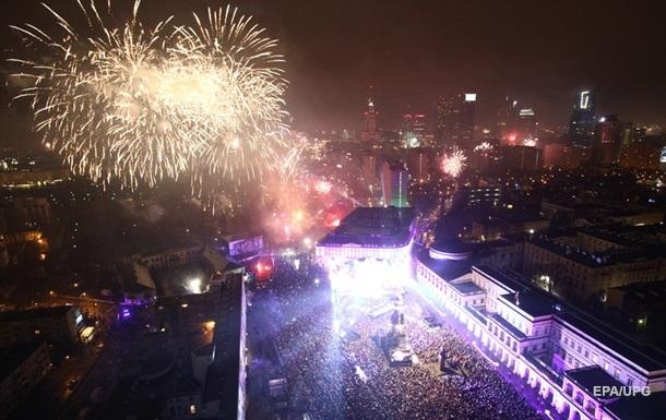 Власти Варшавы отказались от празднования Нового года из-за COVID-19 - СМИ