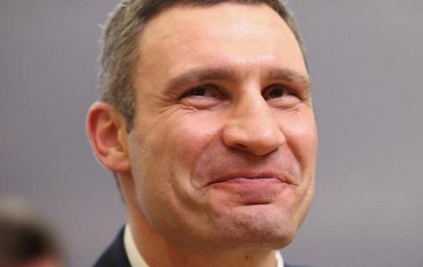 Партия Кличко продолжает лидировать, - опрос киевлян
