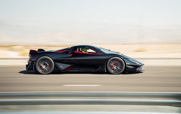 Новий рекорд: SSC Tuatara став найшвидшим автомобілем у світі
