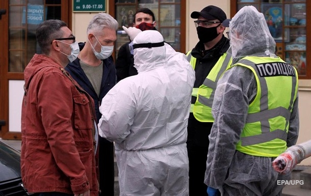 COVID-19: в Киеве уже больше 600 жертв пандемии