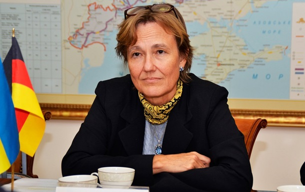 Посол ФРГ оценила переговоры в нормандском формате
