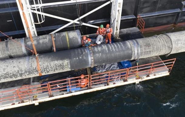 Нафтогаз ждет новых санкций против Северного потока-2
