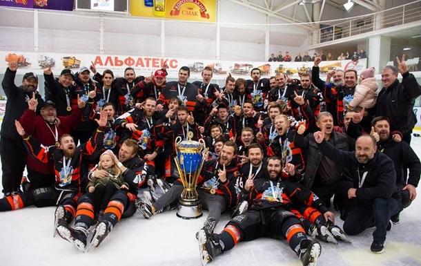 Кременчуг выиграл чемпионат Украины, обыграв Донбасс