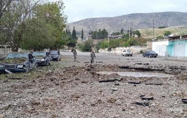 В Єревані заявили про збитий азербайджанський літак, в Баку це заперечують