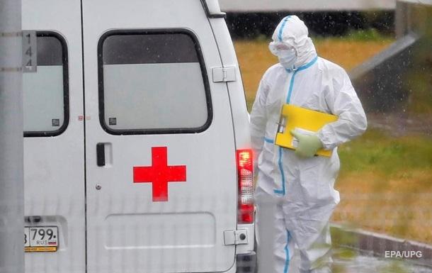 У РФ рекордна добова смертність від коронавірусу