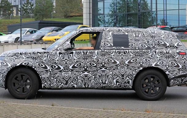 Британцы удлинили Range Rover