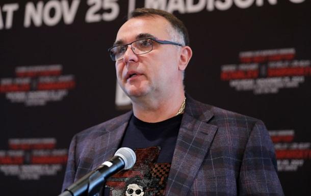 Климас заверил, что судья, отдавшая Ломаченко 1 раунд, больше не будет работать на боях его боксеров