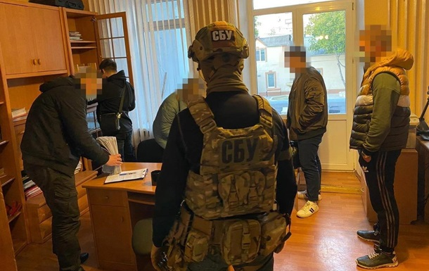 На Подольской таможне раскрыли коррупционую схему