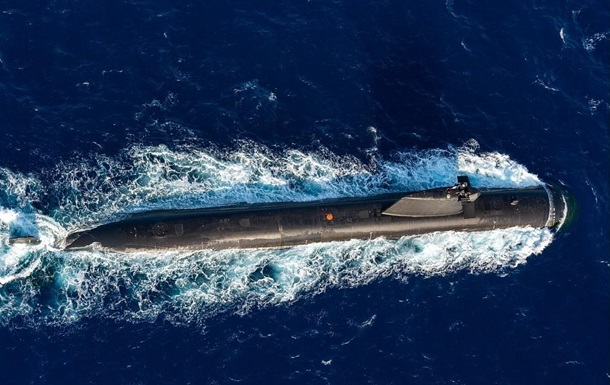 Франція випробувала крилату ракету, запущену з атомного підводного човна