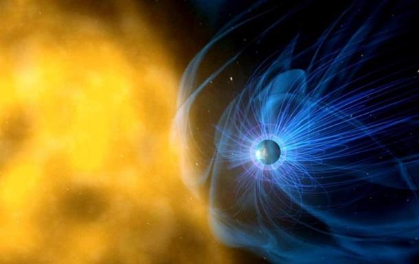 На Земле началась мощная магнитная буря
