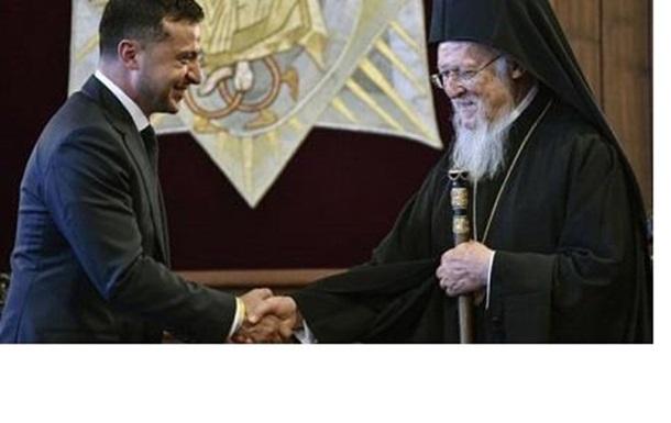 Переоцененный патриарх  Варфоломей