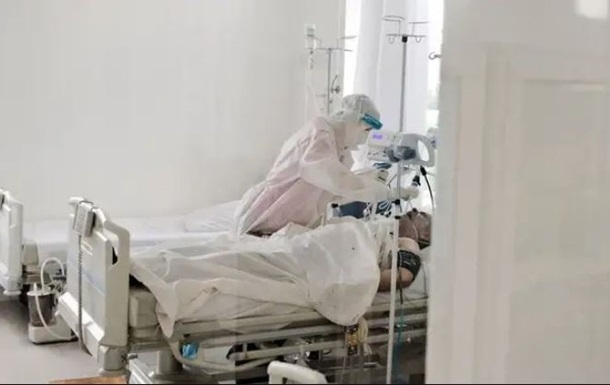 На Киевщине удвоили количество коек для больных COVID-19