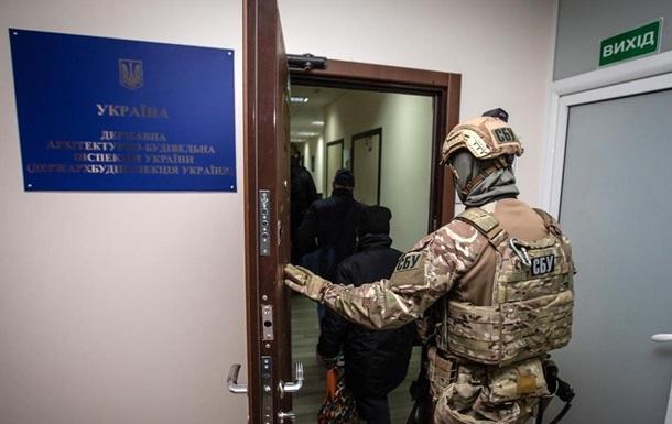 СБУ виявила незаконну видачу дозвільних документів у ДАБІ