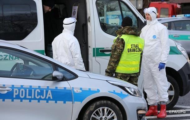 Польша усилит карантин после антирекорда по COVID