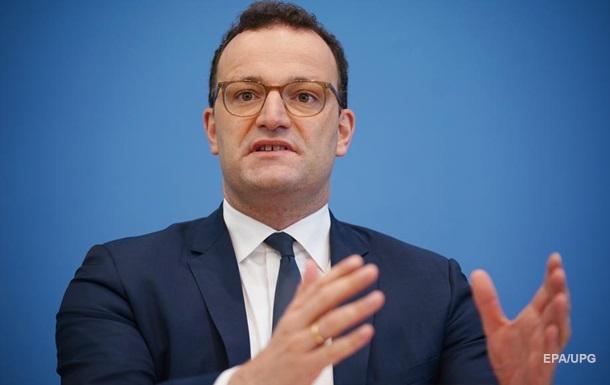 Глава МОЗ Німеччини заразився коронавірусом