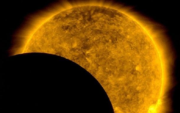 Місяць блокував NASA спостереження за Сонцем
