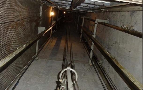 В Киеве оборвался трос лифта жилого дома