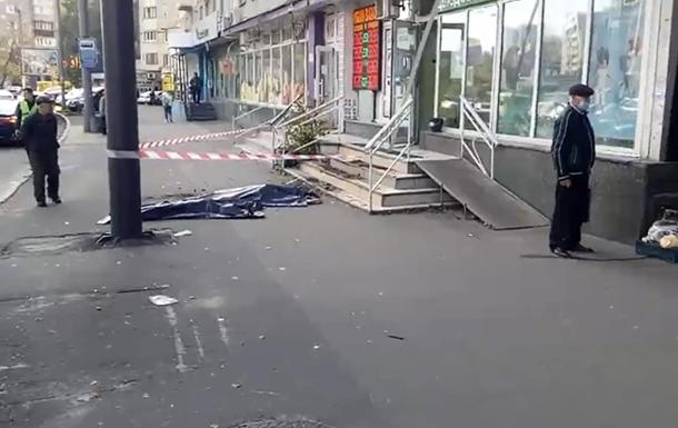 В Киеве мать с ребенком выпали из окна