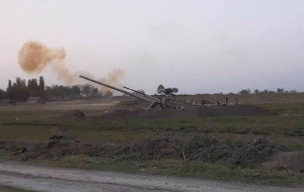 Азербайджан показав відео бойових дій