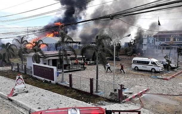 В Таиланде взорвался газопровод, есть погибшие