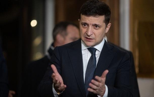 Зеленський допустив саморозпуск Ради