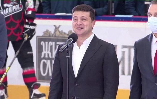 Зеленський приїхав з візитом до Донецької області