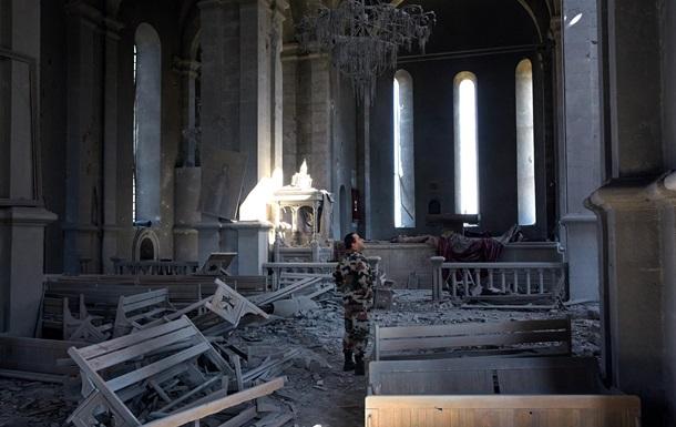 Бои в Карабахе. Почему у Запада нечеткая позиция