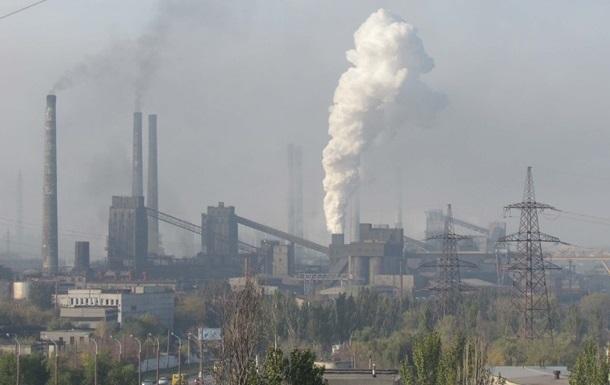 В Украине замедлилось падение промпроизводства
