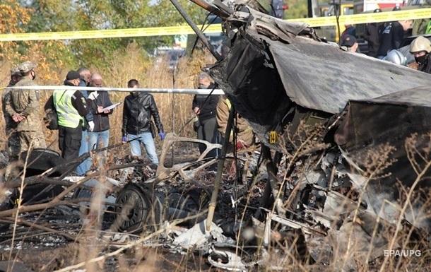 Встановлено причини авіакатастрофи АН-26