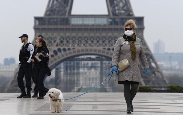 Во Франции новый антирекорд - более 41 тысячи заражений за сутки