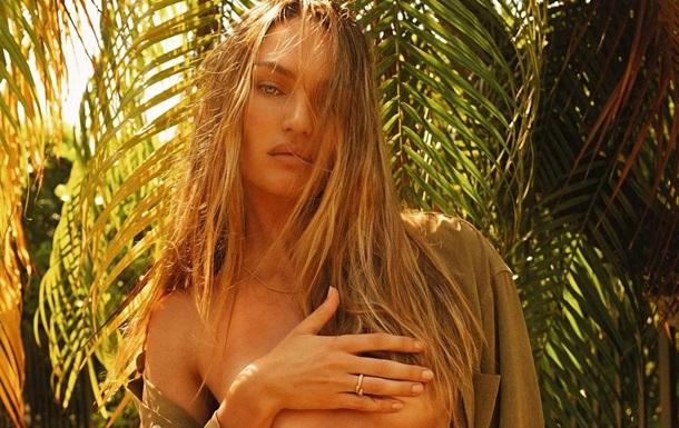 Украинка сняла модель Victoria s Secret в откровенной фотосессии