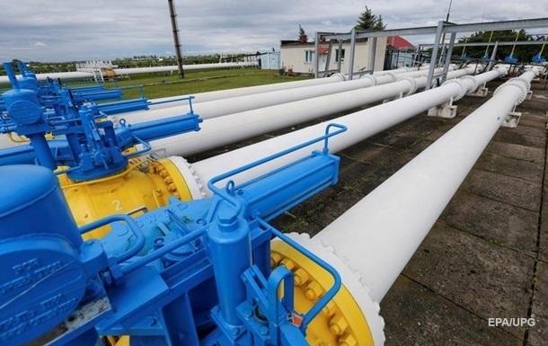 Украина начала уменьшать запасы газа в ПХГ