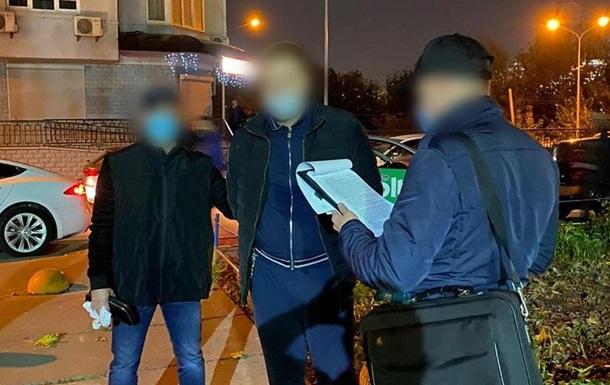 В Киеве на взятке задержали прокурора и полицейского