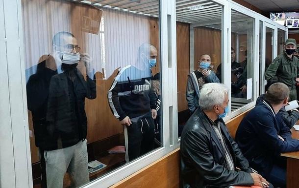 В Одесі на суді сім ув язнених порізали вени