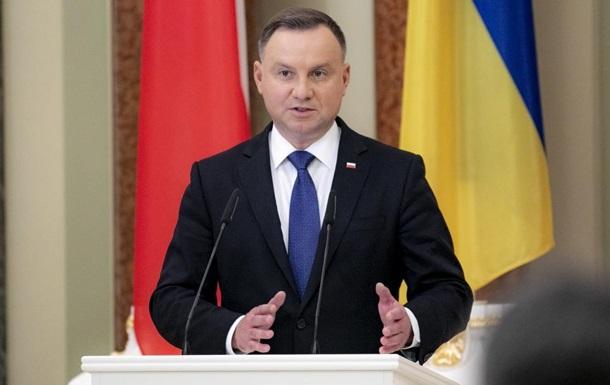 У президента Польши выявили коронавирус