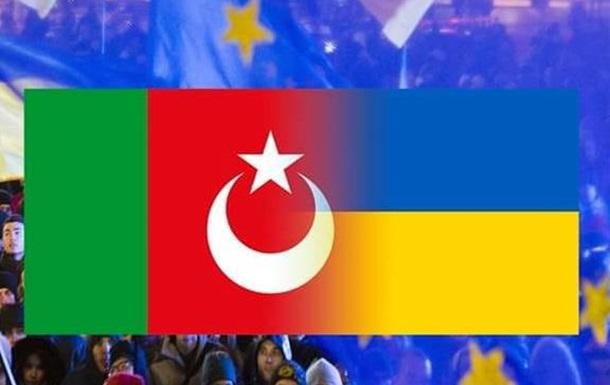 Україні буде добре в руках тюрків?