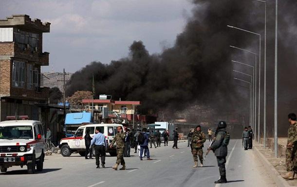 У столиці Афганістану потужний вибух