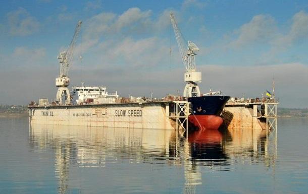 Николаевский завод Океан модернизировал турецкое судно