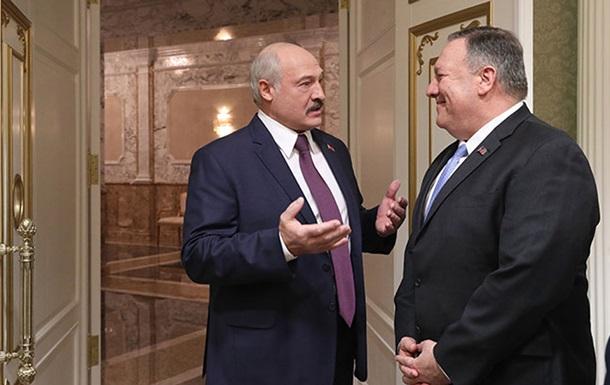 Помпео закликав Лукашенка випустити політтехнолога Шклярова