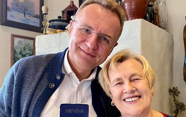 Теща Андрія Садового знайшла його паспорт