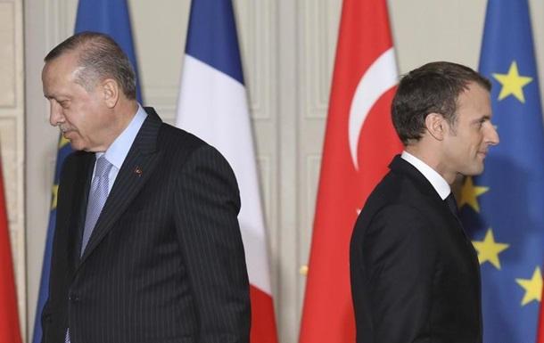 Ердоган знову порадив Макрону сходити до психіатра