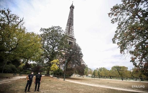 В Париже после карантина увеличилось число преступлений