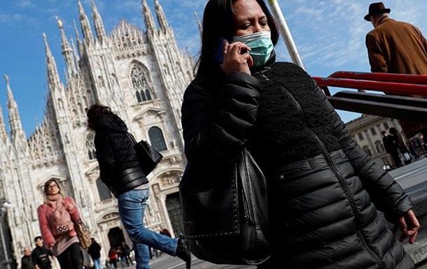 Коронавирус-19: в Италии очередной рекорд