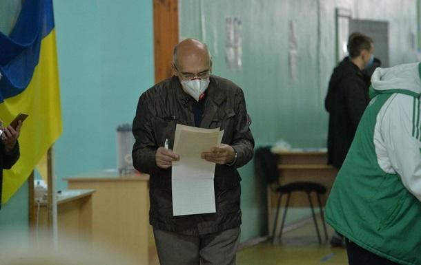 ЦВК назвала підсумкову явку на місцевих виборах