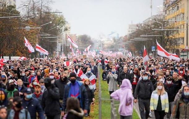У Білорусі за день затримали понад 500 осіб