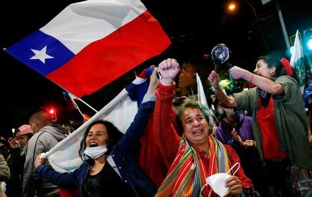 Громадяни Чилі підтримали реформу конституції