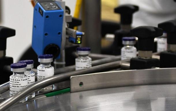 В Ізраїлі починають випробовувати на людях вакцину від коронавірусу
