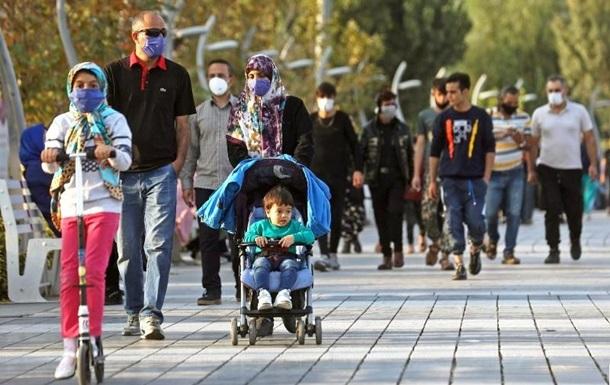 В Иране каждые четыре минуты регистрируют смерть от COVID-19