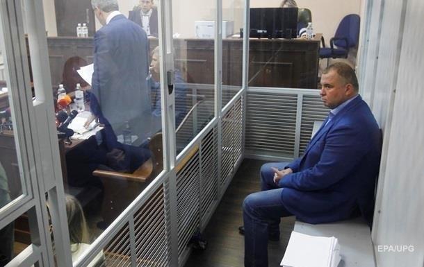 Суд відмовив Гладковському в зміні запобіжного заходу
