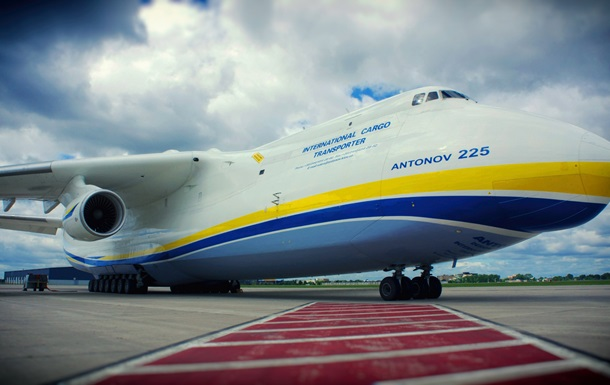 Туреччина зацікавилася добудовою літака Мрія